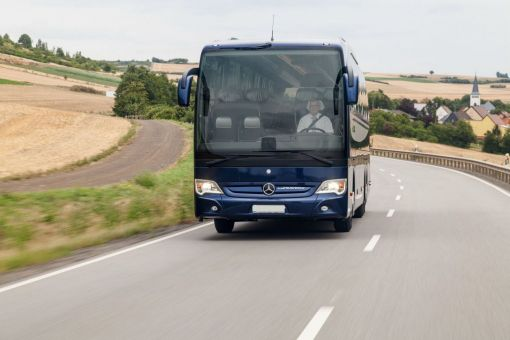 Charter Bus Rental Saint Petersburg