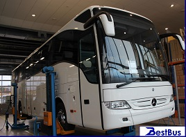 coach rental in tbilisi city