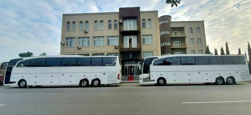 BUS HIRE IN TBILISI CITY