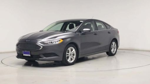 Ford Fusion Rental